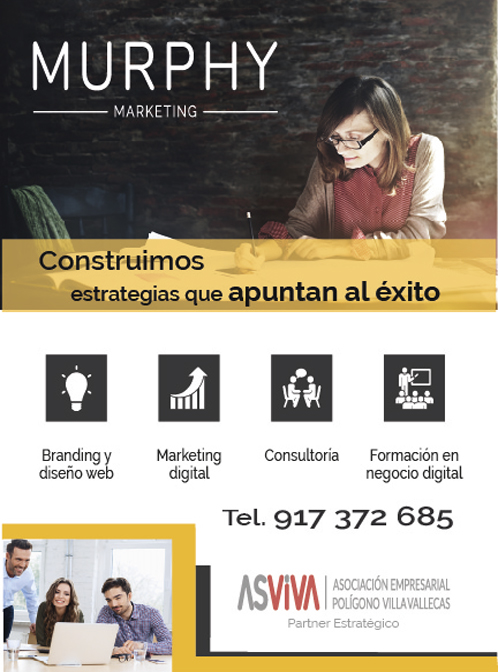 Anuncio Web Marketing Murphy