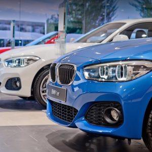 Exposición BMW AutoPremier